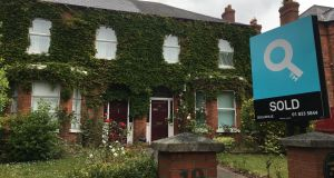 The two houses on St Lawrence Road which were bought by the Housing Agency for almost €2 million
