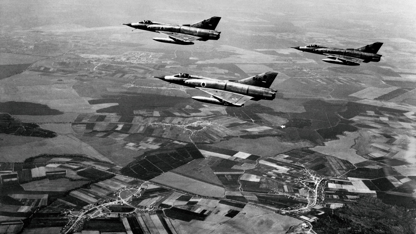 How the Six-Day War turned Israel into regional superpower