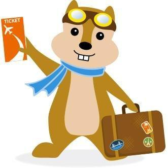 Hipmunk is an all-in-one travel app that allows you to plan your trip and book flights and hotels