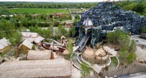 The Viking Voyage at Tayto Park is Ireland's largest water ride