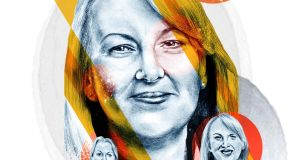 Glanbia group managing director Siobhán Talbot, who has been named  Business Person of the Month. Illustration:  Paul Ryding