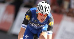 Dan Martin: finished third in the Critérium du Dauphiné last year. Photograph:  Jean Catuffe/Getty Images)