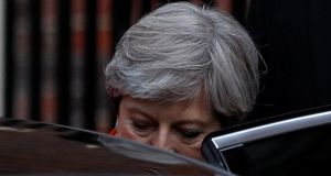 Who's in charge after the UK general election?: it's not Theresa May, and it's not anybody else either. Photograph: Peter Nicholls/Reuters