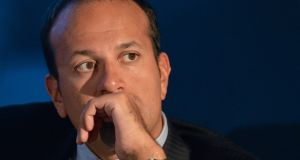 Ireland's next taoiseach: Leo Varadkar's life will change for ever when he accepts the seal of office on Wednesday. Photograph: Ramsey Cardy/Sportsfile/Corbis via Getty