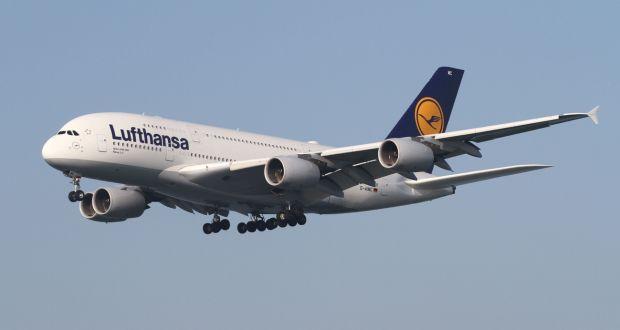 lufthansa to add fourth dublin frankfurt flight