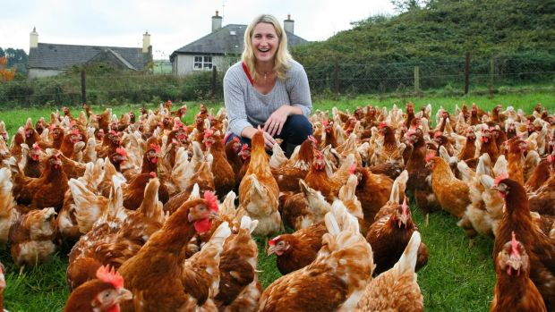 "Caroline Murphy of West Cork Eggs will co-present ""Get Kids Cooking: Eggsellent Breakfasts"" at Cork Summer Show on Saturday June 17th at 3pm."