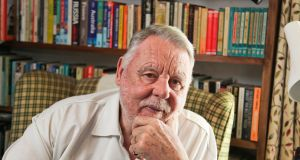 Terry Waite at home in Suffolk, England. Photograph: Joanne O'Brien