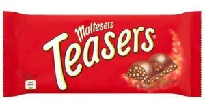 Malteasers Teasers bars are one of the products recalled