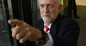 Jeremy Corbyn's supporters and detractors agree that he ran an outstanding campaign. Photograph: Facundo Arrizabalaga