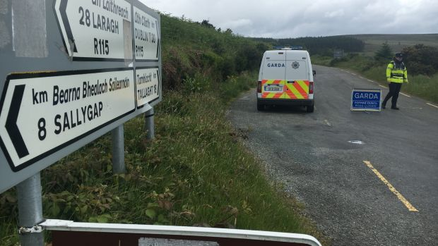 More body parts found in Wicklow by garda divers and army