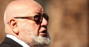 Thomas Keneally's latest novel examines abuse within the Sydney diocese. Photograph: Getty