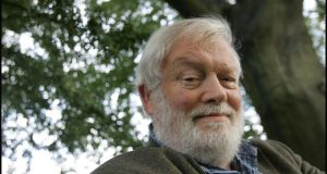 "Michael Longley:  wrote his first poem more than 60 years ago, at the age of 16, ""in order to impress a girlfriend"". Photograph: Brenda Fitzsimons"
