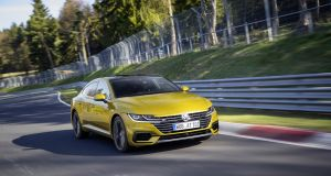 Prices for the new Arteon will start at €43,295 for the 2-litre 150bhp diesel