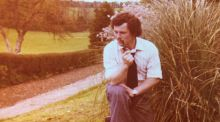 Father's Day: My father before he was a dad