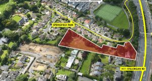 Foxrock, Dublin 18: site has permission for a mix of homes and apartments near Foxrock and Cabinteely villages.