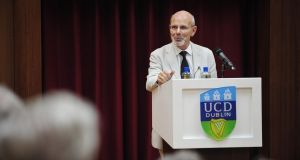 "Prof  Philip Pettit is regarded as the leading figure in ""neo-republican""  thought. Photograph: Aidan Crawley"