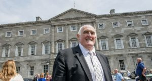 Good Friday alcohol ban: the Bill tabled by Independent Senator Billy Lawless would have removed the 90-year-old prohibition only for pubs and off-licences. Photograph: Brenda Fitzsimons