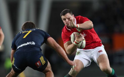 Robbie Henshaw - Another very strong performance from Henshaw. His tackling and willingness to take on the ball evident. He was blocked for the Highlanders' try in the first half. But better than Te'o? Rating  8