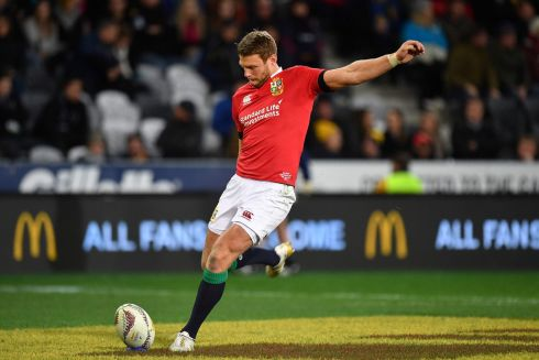 Dan Biggar -Excellent pass under pressure for the Joseph try and kicking generally good but missed a tight conversion from Seymour's try. Probably needed more for test start. Rating 6