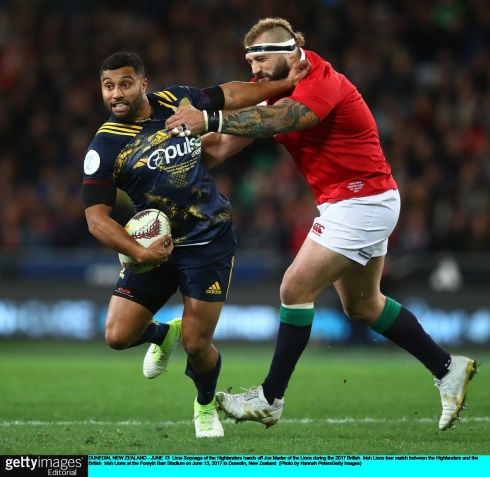 Joe Marler - Another workmanlike showing from Marler and more than shinning and in these games, you need to standout. Earnest and hard working and, in fairness, when he was on the pitch the scrum stayed solid. Rating 5