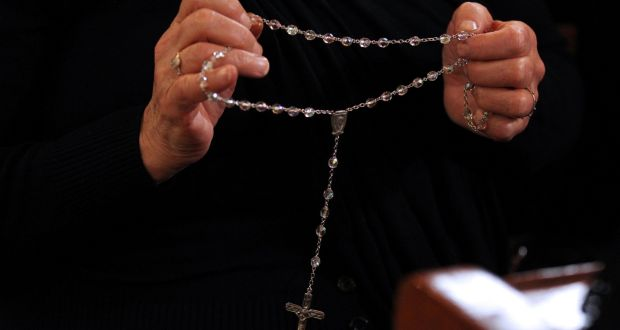 The Interminable Relentless Rosary Marred Our Childhood