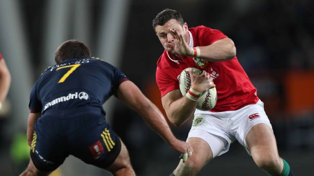 British and Irish Lions bench Warburton for Maori All Blacks