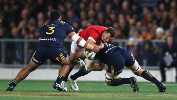 Highlanders show ABs how to beat Lions