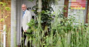 Jeremy Corbyn: for the first time in Tony's life he could not get behind a Labour Party leader