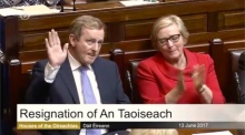 Enda Kenny: 'This has never been about me'