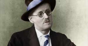 James Joyce: Adrian Hardiman imparts information about forgotten court cases,  barristers, agrarian outrages, insurance and suicide, while  Peter Kuch investigates the divorce landscape   on which Molly and Bloom exist. Photograph:  Culture Club/Getty Images