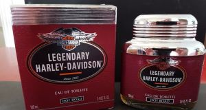 Harley-Davidson's motorcycle-inspired perfume – just another of the many unloved brand extensions.