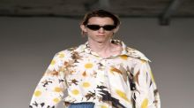 Men's Fashion: gender fluid florals in, skinny jeans out