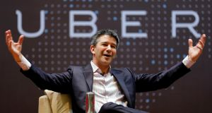 Travis Kalanick's decision to step aside as CEO of Uber  follows a time of crisis that has profoundly shaken Silicon Valley's most valuable private company and led to the departure of many top executives.