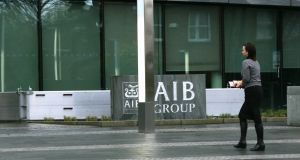 "AIB: certain ""senior executives"" below the board may seek to participate in the stock sale, which the Government expects to price at between €3.90 and €4.90 per share."