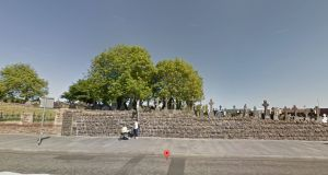 An examination of a sample year of burial records for  the Public Ground site at Milltown Cemetery (above) has established the graves include those of 63 children from Nazareth House and Nazareth Lodge who were aged between two weeks and almost two years when they died in 1942. File photograph: Google Street View