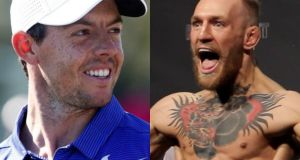 Rory McIlroy earned $50m, while Conor McGregor pocketed $34 million to make in into Forbes's  World's Highest-Paid Celebrities 2017 list