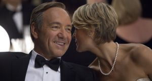 House of Cards: guess which streaming service we're not on?