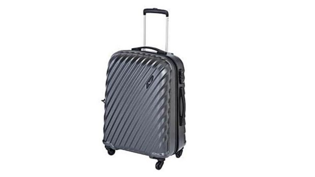 Go Explore Ultra Light 4 Wheel Hard Case: €34.99