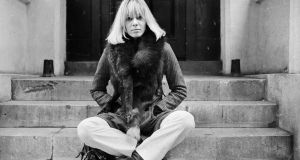 Anita Pallenberg in 1968. Photograph: Larry Ellis/Express/Getty Images