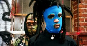 "Number of the beats: Ho99o9. ""Our way is to go hard with aggression and intensity. A regular night for us is a f**king explosion for everyone else"""