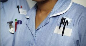 The executive of the Irish Nurses and Midwives' Organisation has deferred until the end of a month a final decision on whether to recommend the proposed pay accord to members in a forthcoming ballot. File photograph: Getty Images