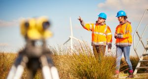 A career in surveying could be your gateway to the world