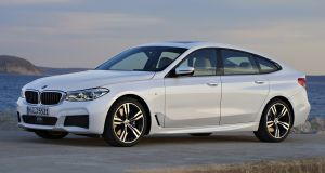 BMW's 6 Series GT: gets new badge and slightly sleeker design