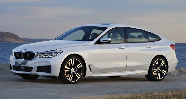 BMWs 6 Series GT Gets New Badge And Slightly Sleeker Design