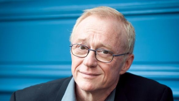 David Grossman: brave and outspoken writer of literary fiction