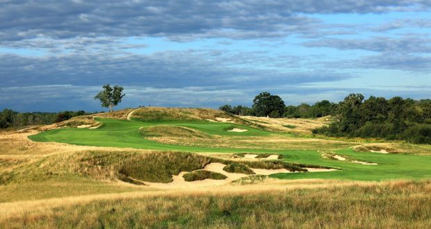 Break from tradition ensures a wide open US Open at Erin Hills