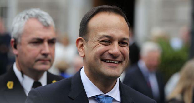 Taoiseach Leo Varadkar. Photograph: Stephen Collins