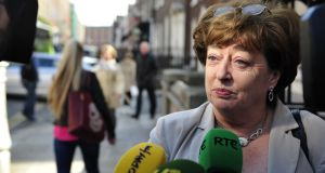 Catherine Murphy said Minister Eoghan Murphy needs to 'hit the ground running with actions to solve the crisis facing struggling renters'. Photograph: Aidan Crawley/The Irish Times