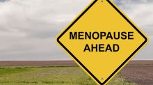 If menopause means I'll be all dried up, why am I so euphoric?