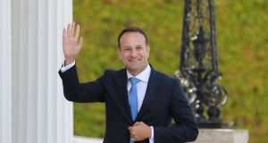 "The Guardian hailed Leo Varadkar's appointment as evidence of ""a new, progressive Ireland"". Photograph: Nick Bradshaw"